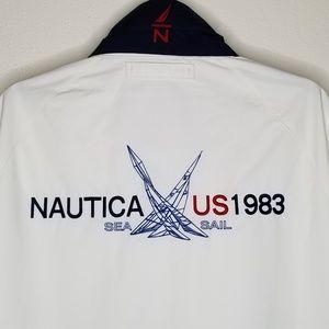 Nautica Windbreaker size XL in brand new condition